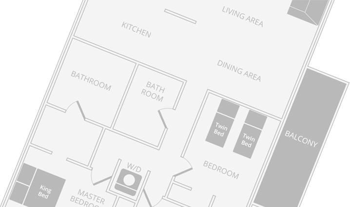 Resort floorplan